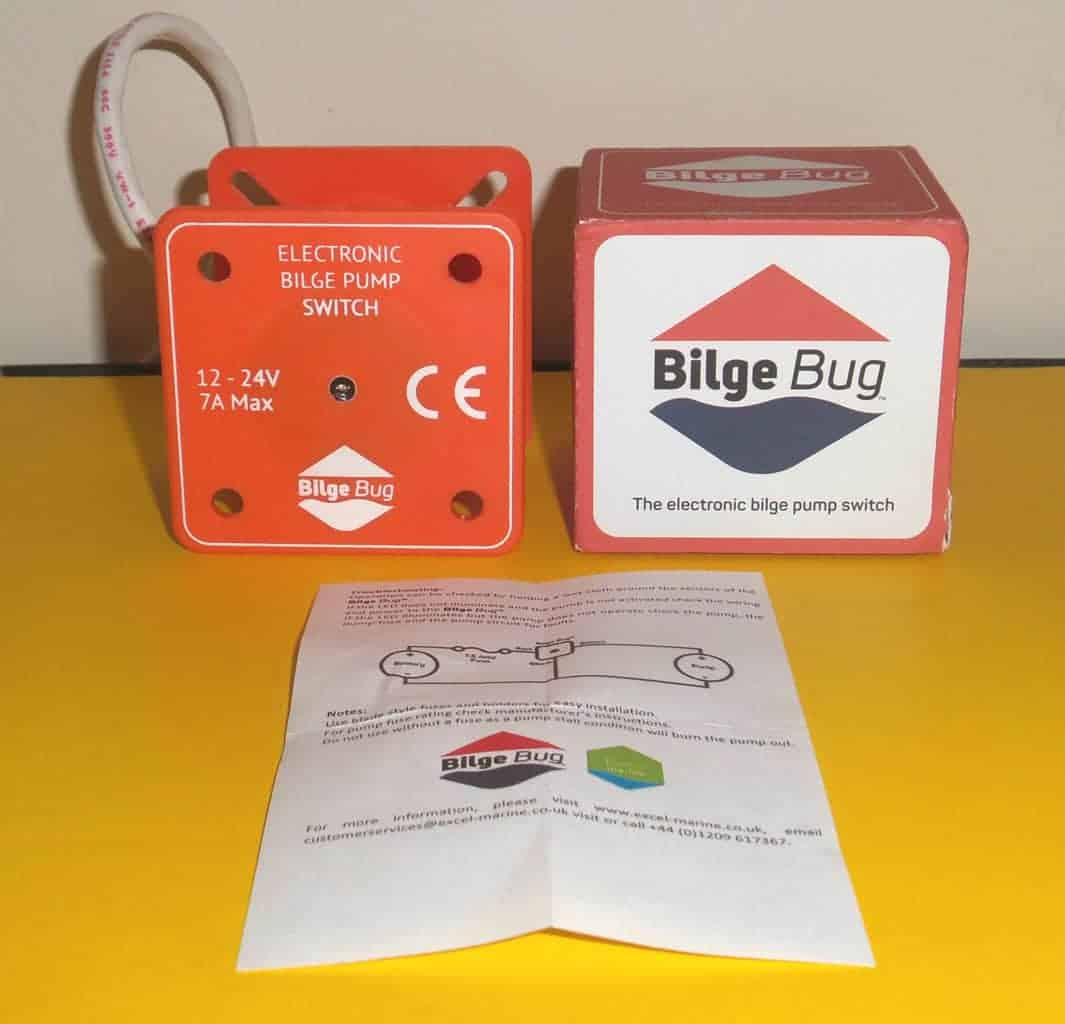 Bilge Bug Float Switch