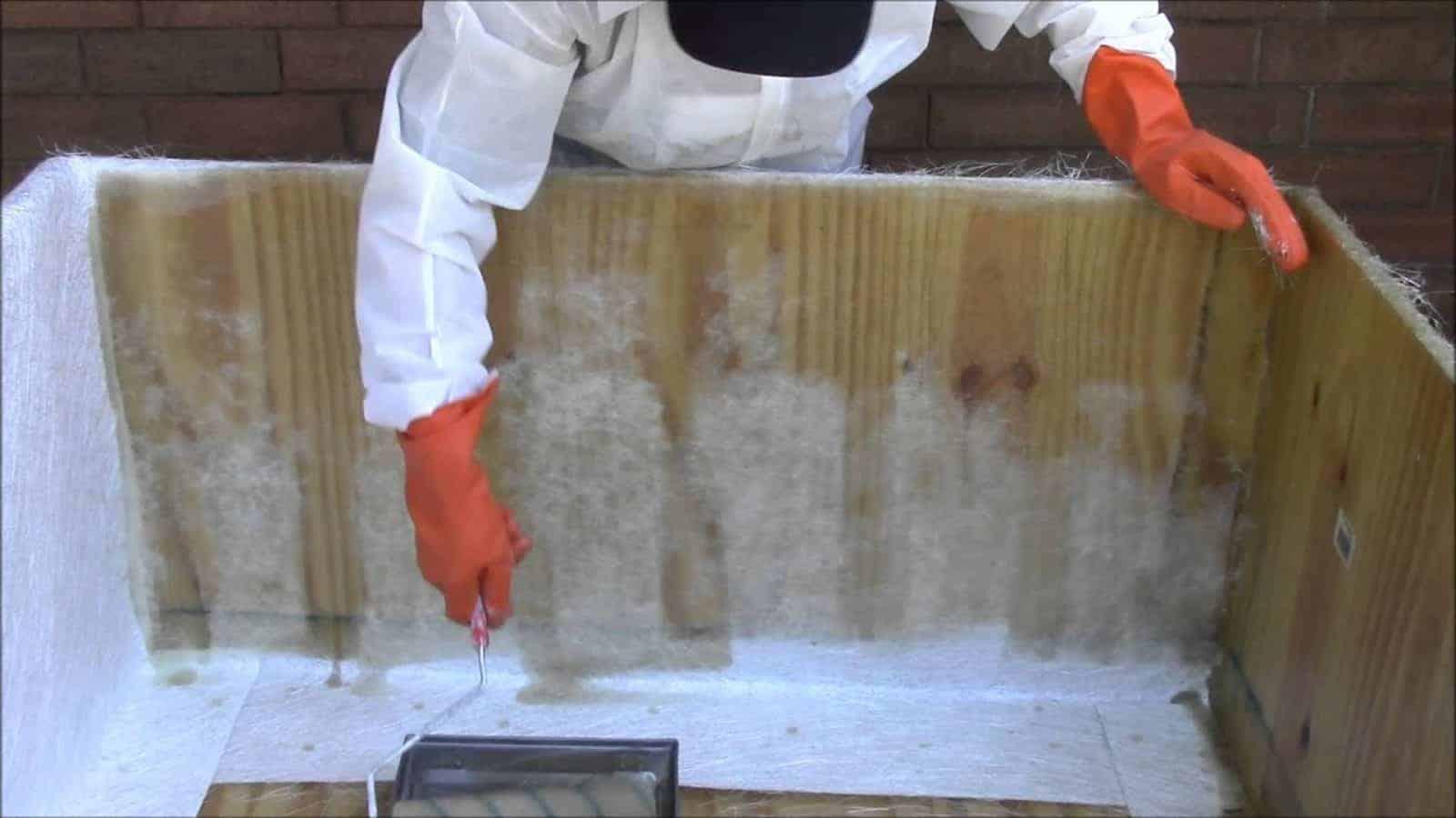 Build A Waterproof Fibreglass Box