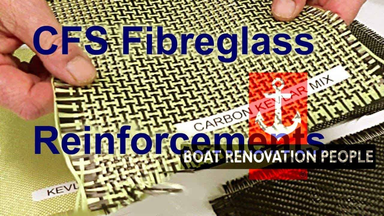 Types Of Fibreglass Reinforcements