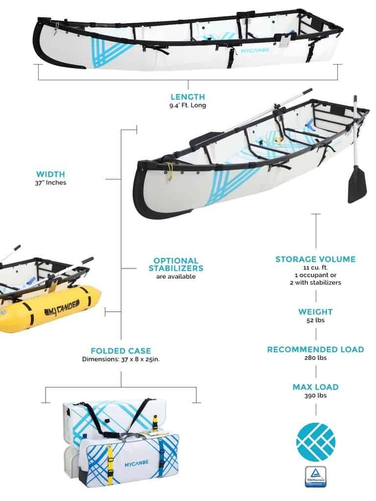 MyDinghy - Foldable Dinghy