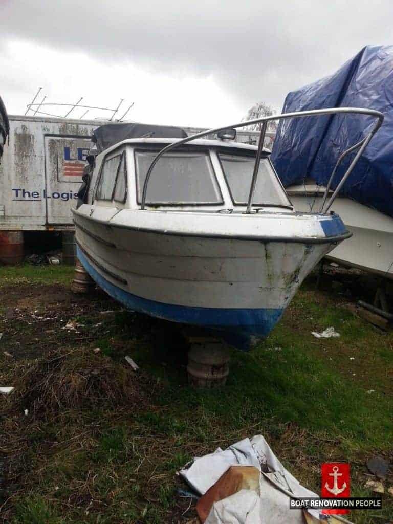 Marine 20 Sold Boat Renovation People