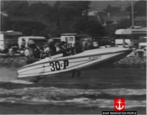 Fergal S Boat Building The Glen L Cracker Box Boat