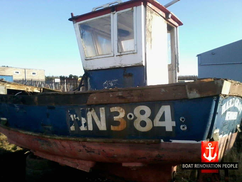 Fishing Boat GRP
