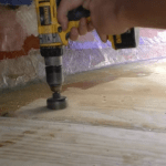 Expanding Foam - The Alternative Method