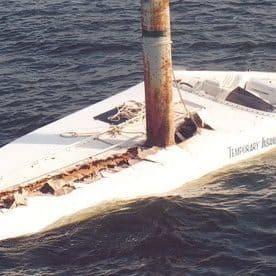 boat pole