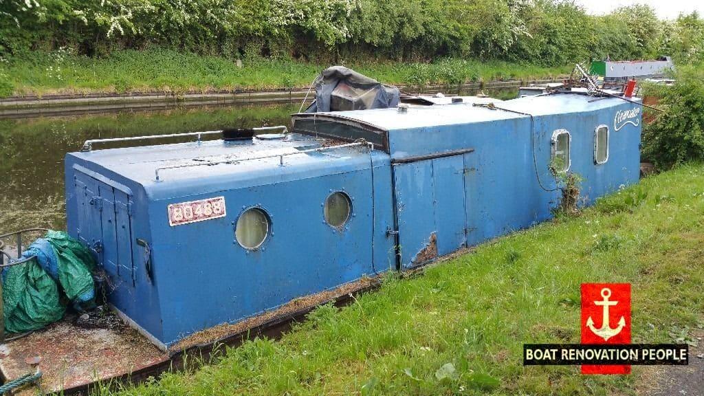 Canal Boat Boat Sale Located near Uxbridge, London