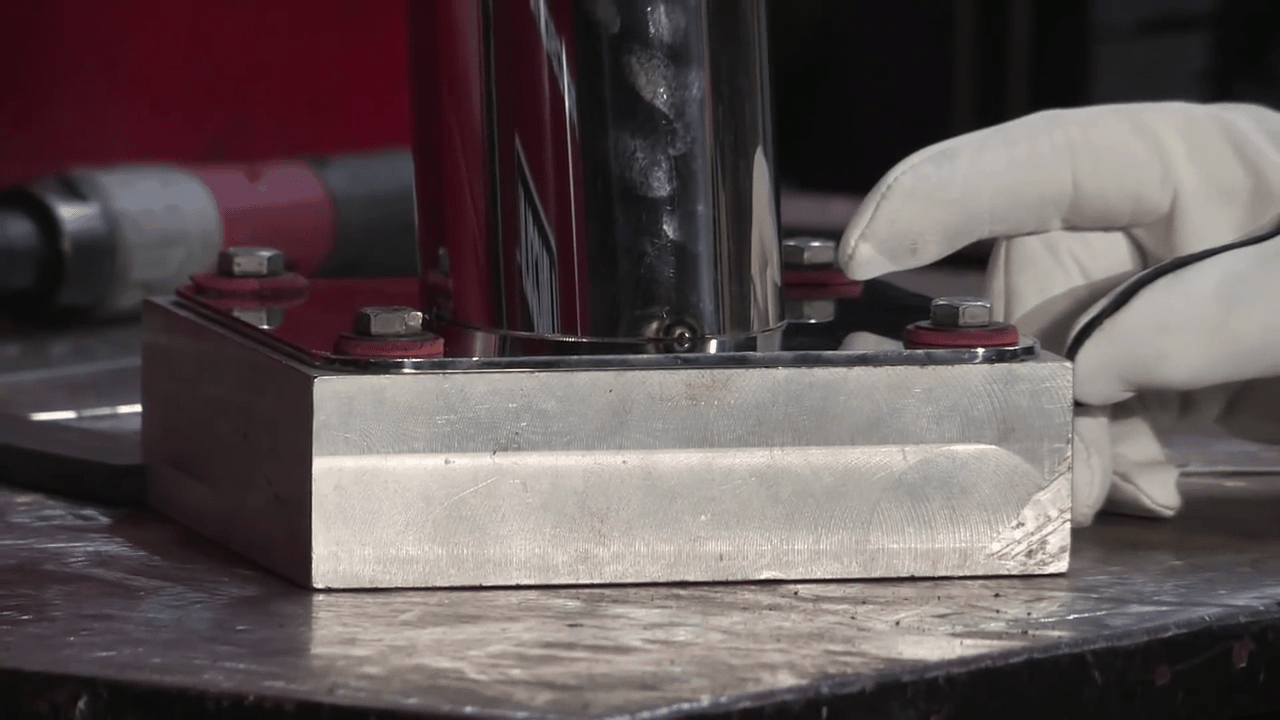 Welding Marine Grade Stainless Steel