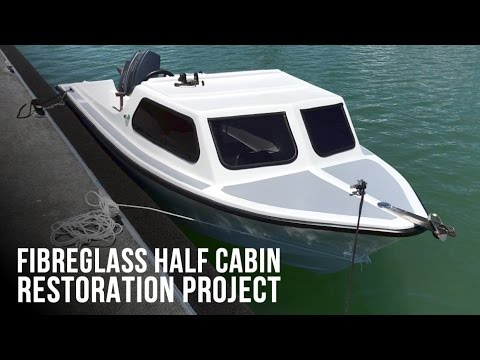 Cabin Boat Restoration