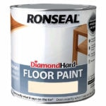 Ronseal Diamond Hard Floor Paint - A Full Review
