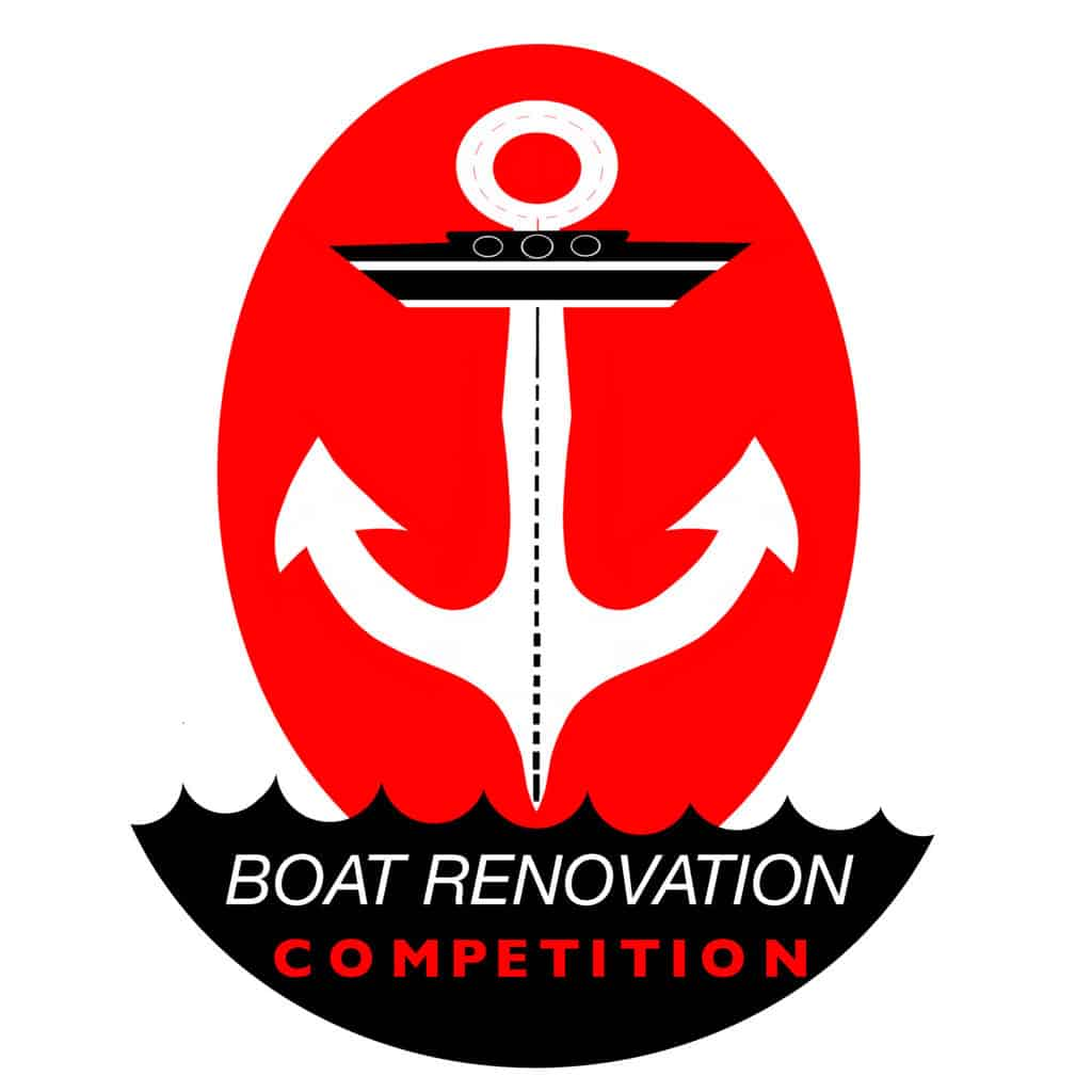 Boat Renovation Competition Logo