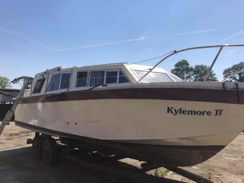 Kylemore 2 Boat