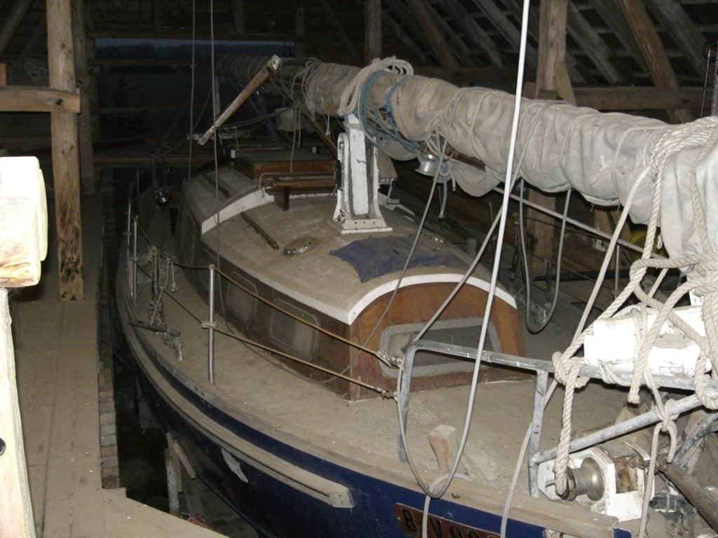 Reinke Yacht Bilge