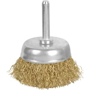 Brass Dipped Brush