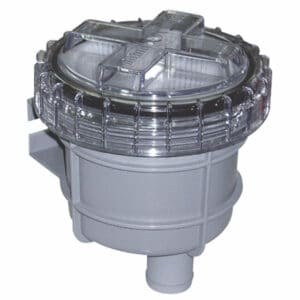 A Vetus Water Inlet Strainer