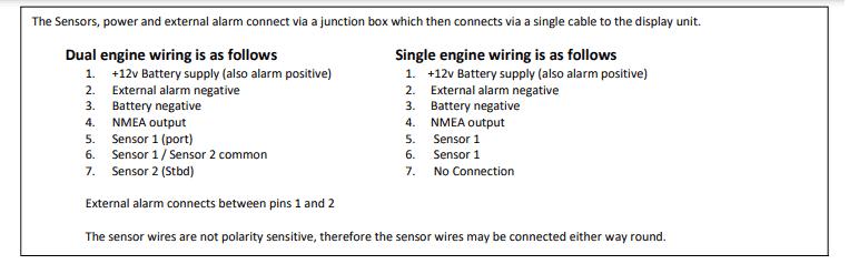 Wiring Diagram For SM007B