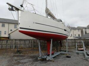 Dufour Sailing Yacht