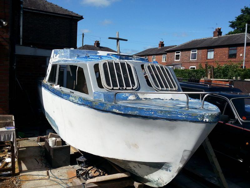Buckingham 20 Renovation Boat Renovation People