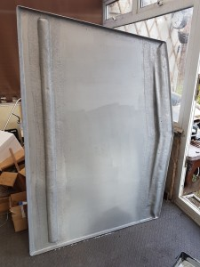 New Fibreglass Hatch