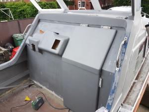 Control Panel Boat