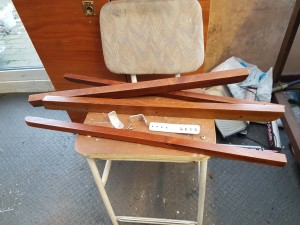 Hardwood Struts