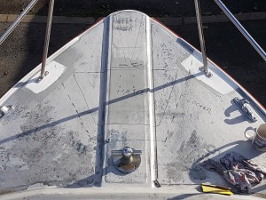 Cruiser Bow Deck