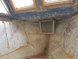 Fibreglass Boat Inside
