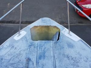 Anchor Locker Sailboat