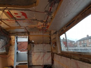 Renovating - Boat Insulation